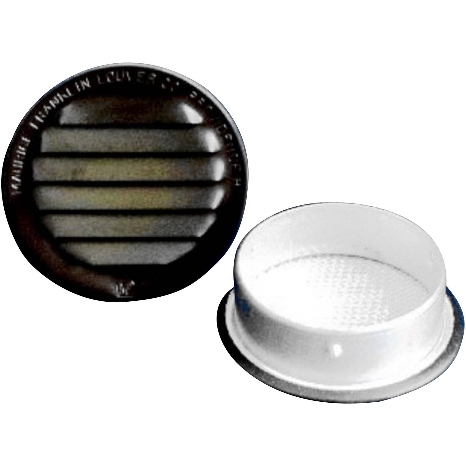 "Round Screened Vent, 3"", Pack of 4"
