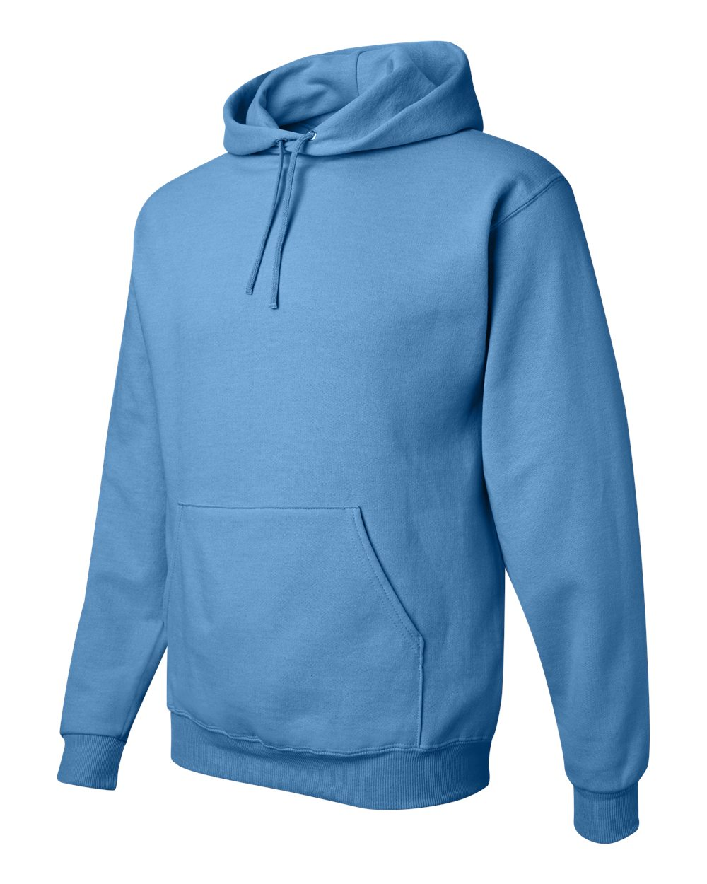 M Jerzees Mens NuBlend Pull Over Hooded Sweatshirt JZ996MR