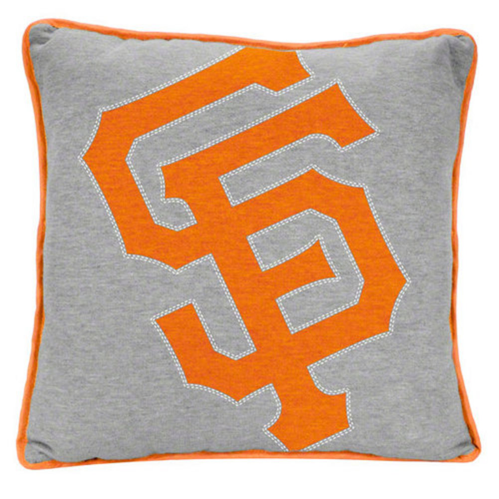 MLB - San Francisco Giants Big Logo Sweatshirt Pillow