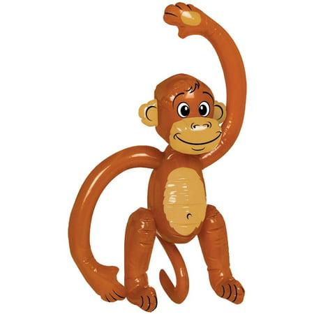 - Inflatable Monkey, Smallpk