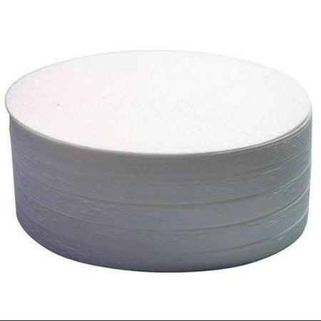 WHATMAN 1441-090 Quantitative Filter Paper,9.0cm,PK100