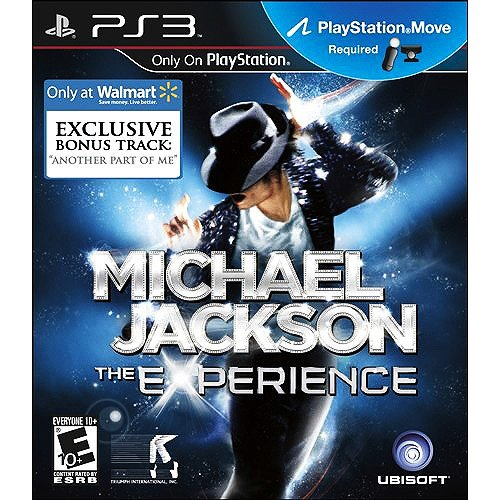 Michael Jackson: The Experience with Exclusive Track (PS3)