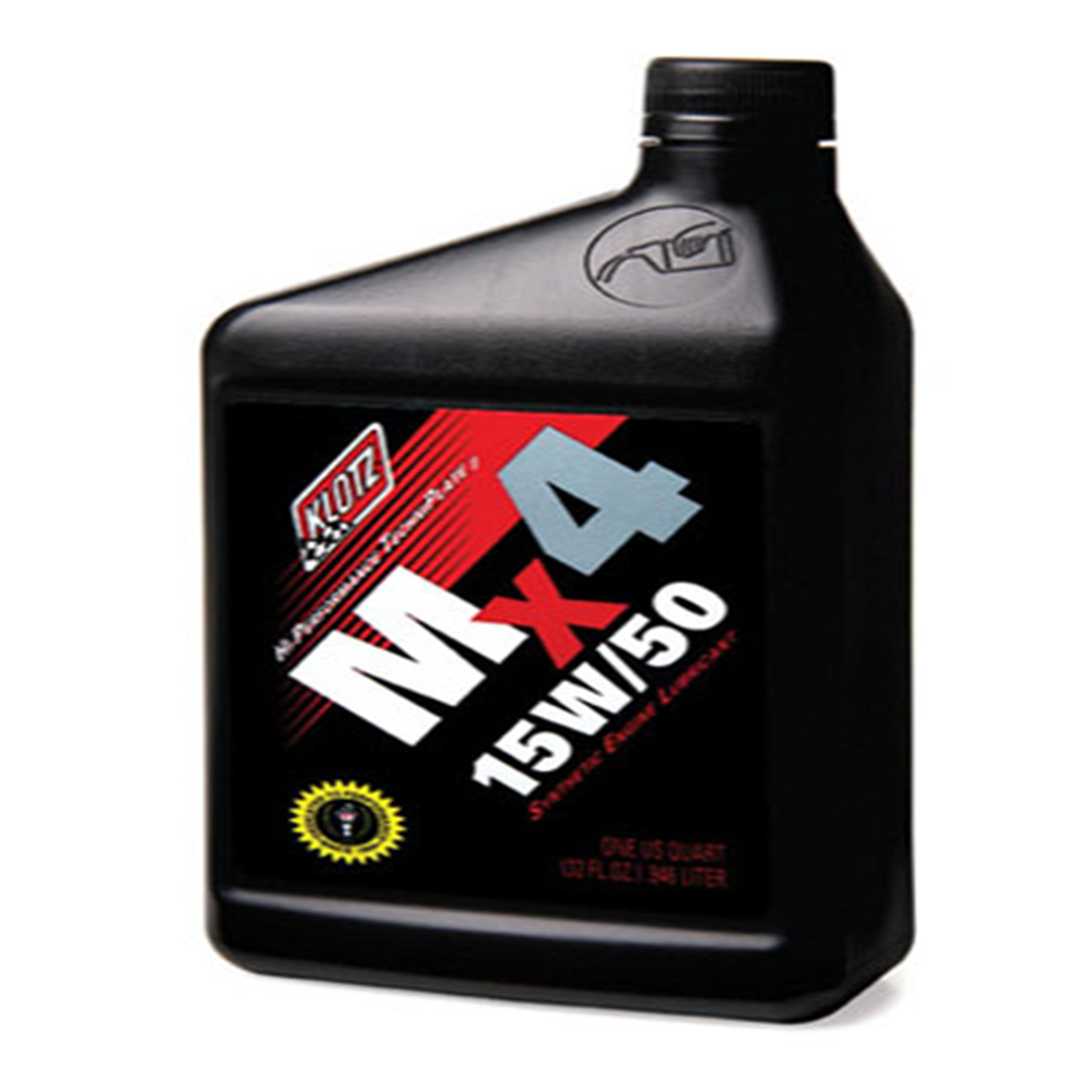 KLOTZ MX4 15W50 OIL (QT)