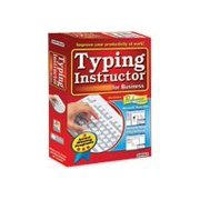 Typing Instructor for Business - (v. 2.0) - box pack - 1 user - CD - Win