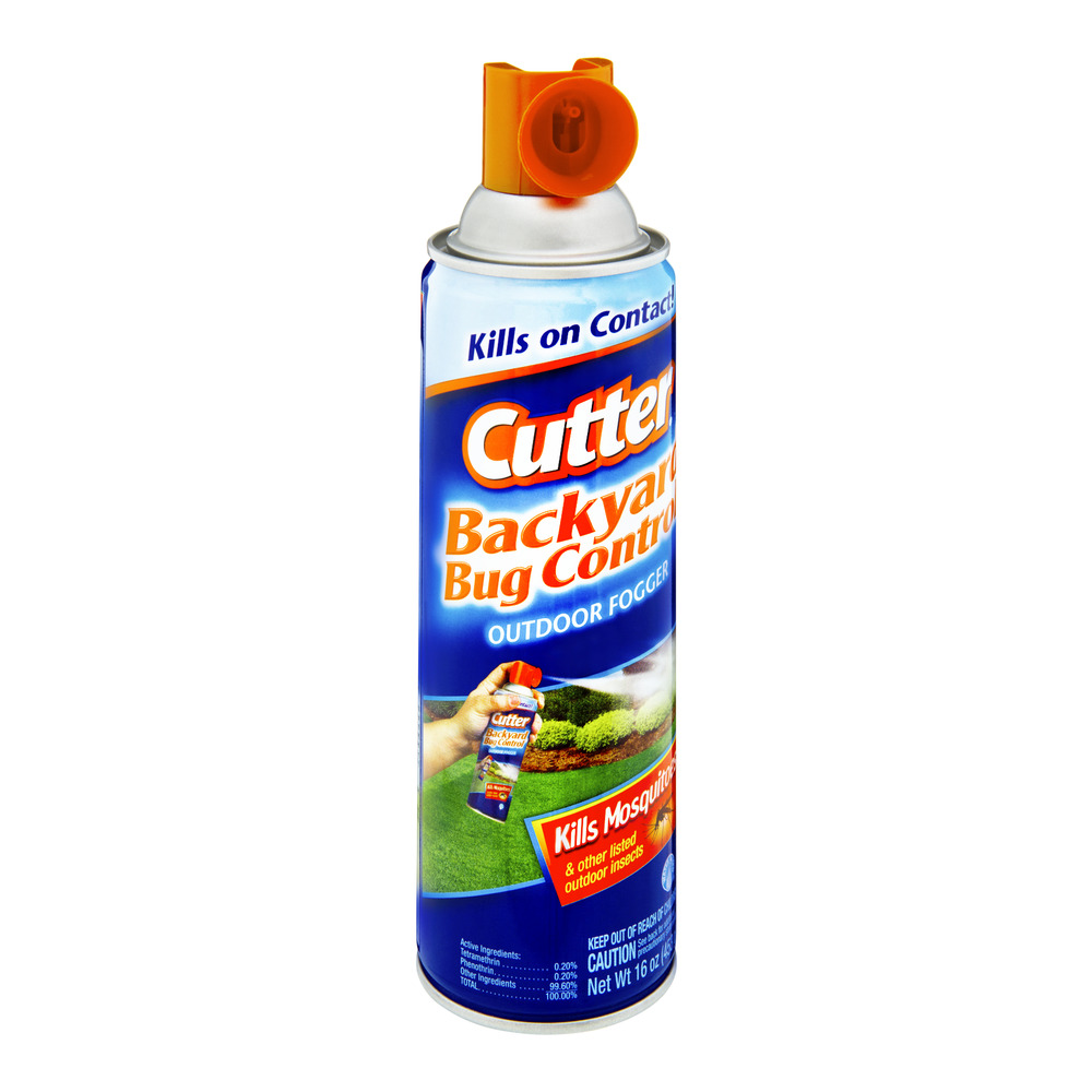 Cutter Backyard Bug Control Outdoor Fogger, 16 Ounce Image 2 Of 6