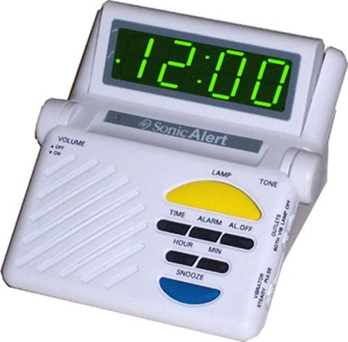 Sonic Alert SB1000 Sonic Boom Alarm