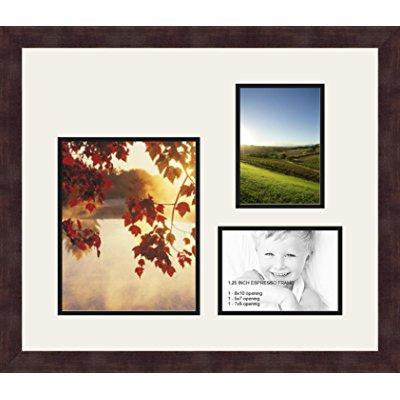Art To Frames Double Multimat 225 6189 Frbw26061 Collage Frame