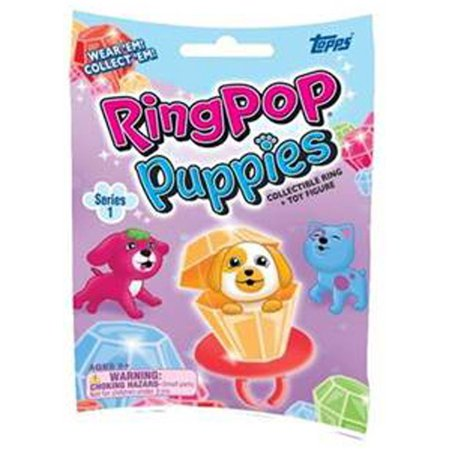 Ring Pop Puppies Series 1 Mystery - Ring Pops