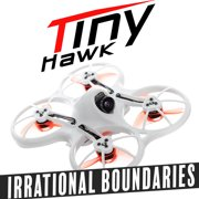EMAX Tinyhawk FPV Racing Drone Brushless Drone 75mm with Frsky Receiver 4in1 F4 Flight Controller 3A 15000KV 600TVL VTX BNF Version