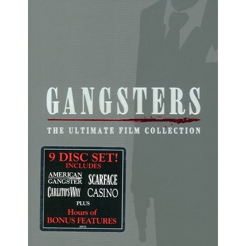 Gangsters: The Ultimate Film Collection (Widescreen)