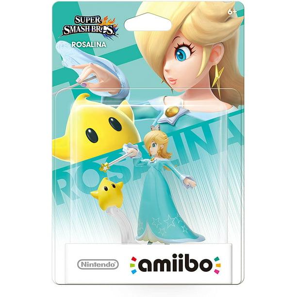 Nintendo - Rosalina and Luma Amiibo Figure (Super Smash ...
