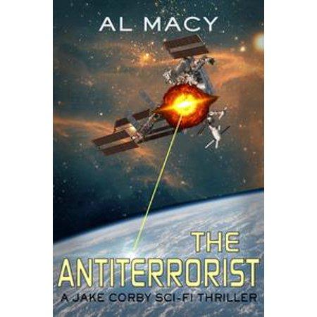The Antiterrorist: A Jake Corby Sci-Fi Thriller - eBook