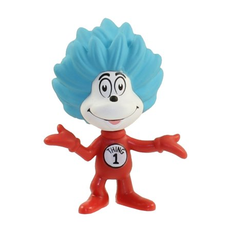 Funko Mystery Minis Vinyl Figure - Dr. Seuss Series 1 - THING ONE (2 inch)
