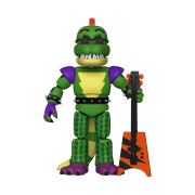 Funko Action Figure: Five Nights at Freddy's: Security Breach - Montgomery Gator
