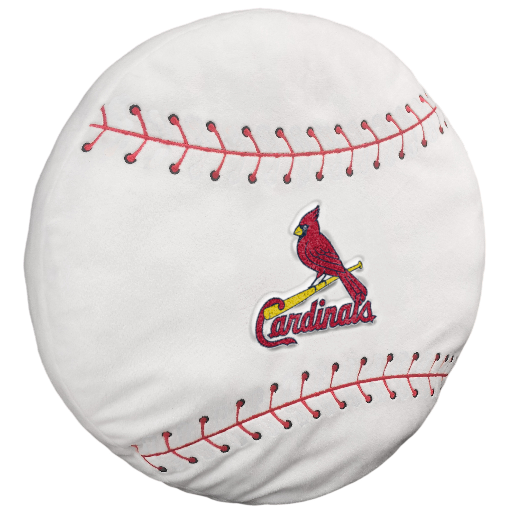 St. Louis Cardinals The Northwest Company 15'' 3D Sports Pillow - No Size