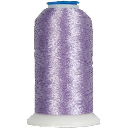 Polyester Machine Embroidery Thread by Threadart - No. 262 - Medium Lavender - 1000M - 220 ...