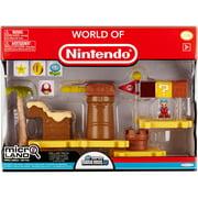 Nintendo Mario Bros Micro Deluxe Layer Cake Desert, Ice Mario
