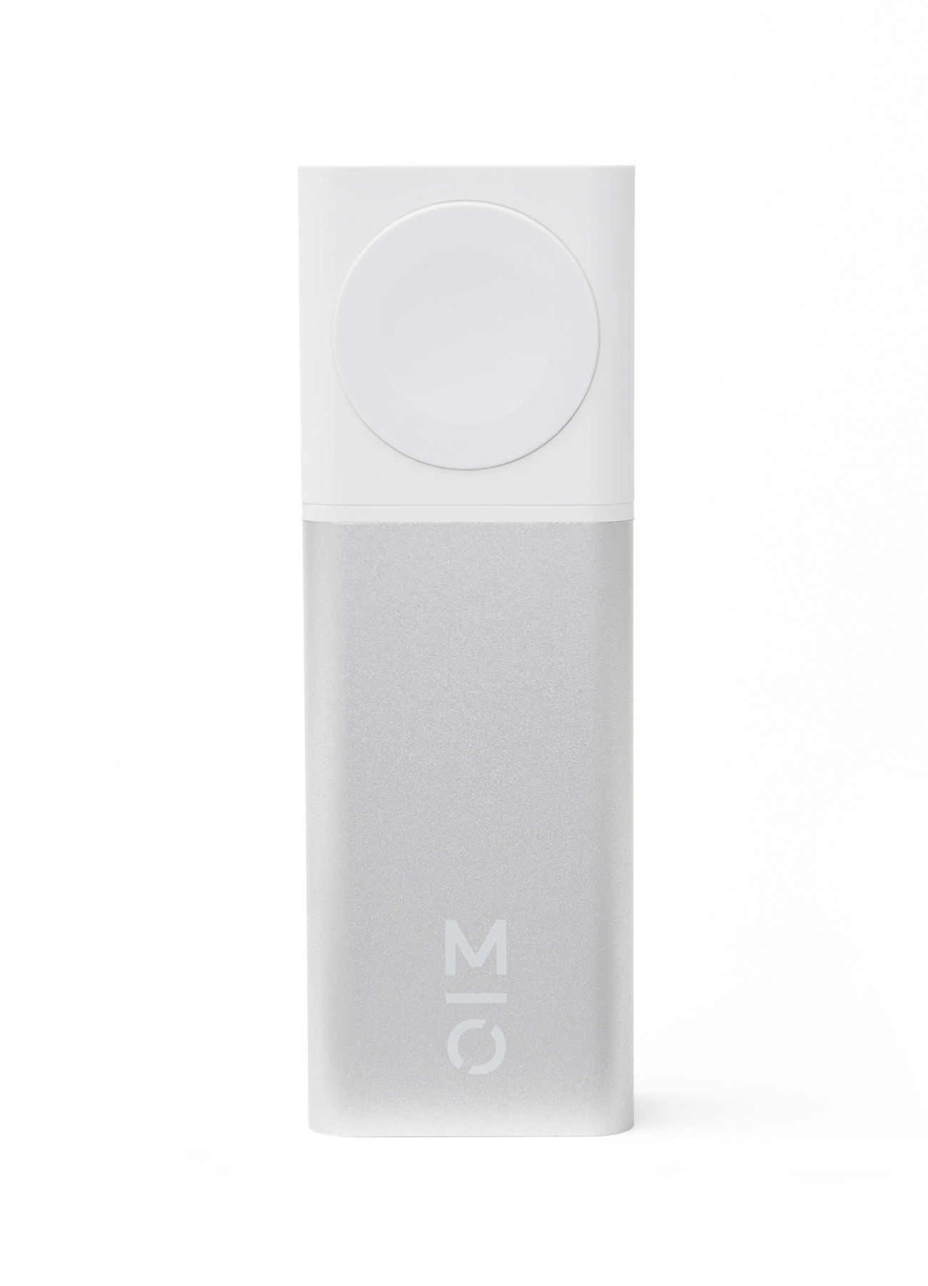 MOTILE™ Power Bank for Apple Watch®, Nickel