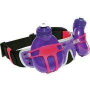Fuelbelt Replacement Water Bottle: 7oz 2-Pack Purple