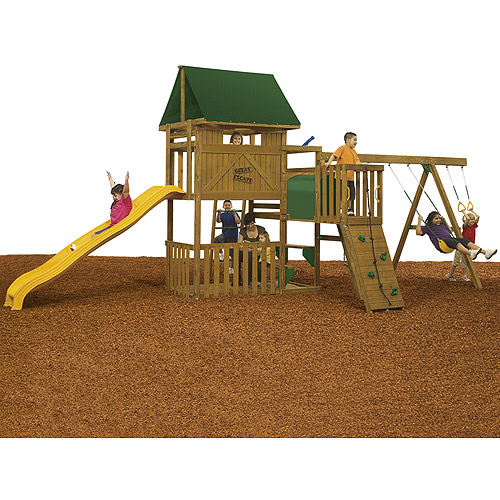 PlayStar Great Escape Ready-to-Assemble Qualifier Play Set
