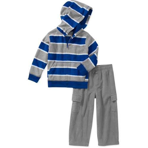 Garanimals Baby Boys' 2 Piece Printed Fl