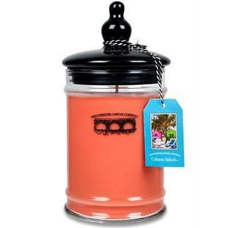 Bridgewater   Cabana Splash 18 Oz Jar Candle