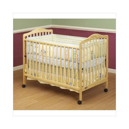 Bundle-04 Orbelle Jenny 3-in-1 Convertible Crib in Natural (Set of 2)