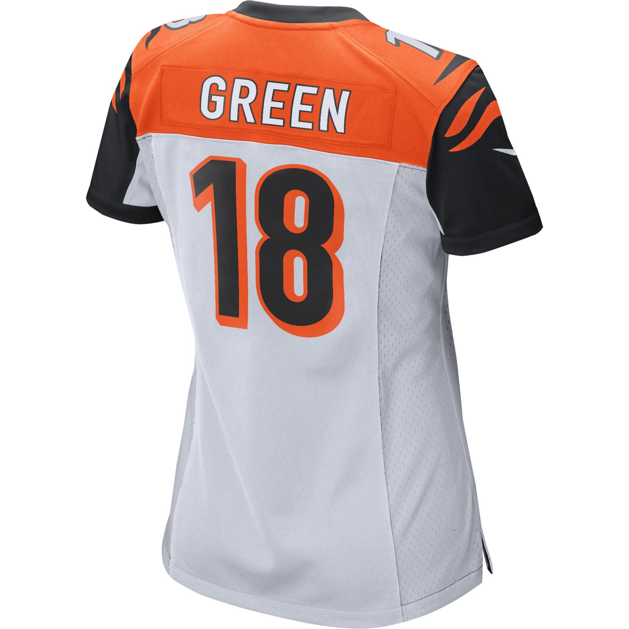 A.J. Green Cincinnati Bengals Nike Women's Game Jersey - White