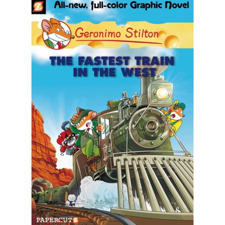 Geronimo Stilton Graphic Novels #13 - eBook