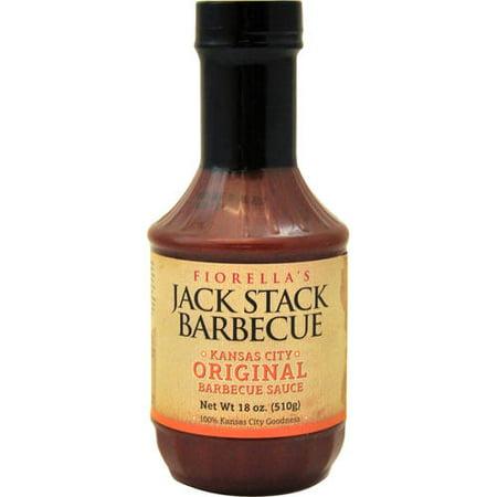 Fiorella's Jack Stack Barbecue Kansas City Original Barbecue Sauce, 18