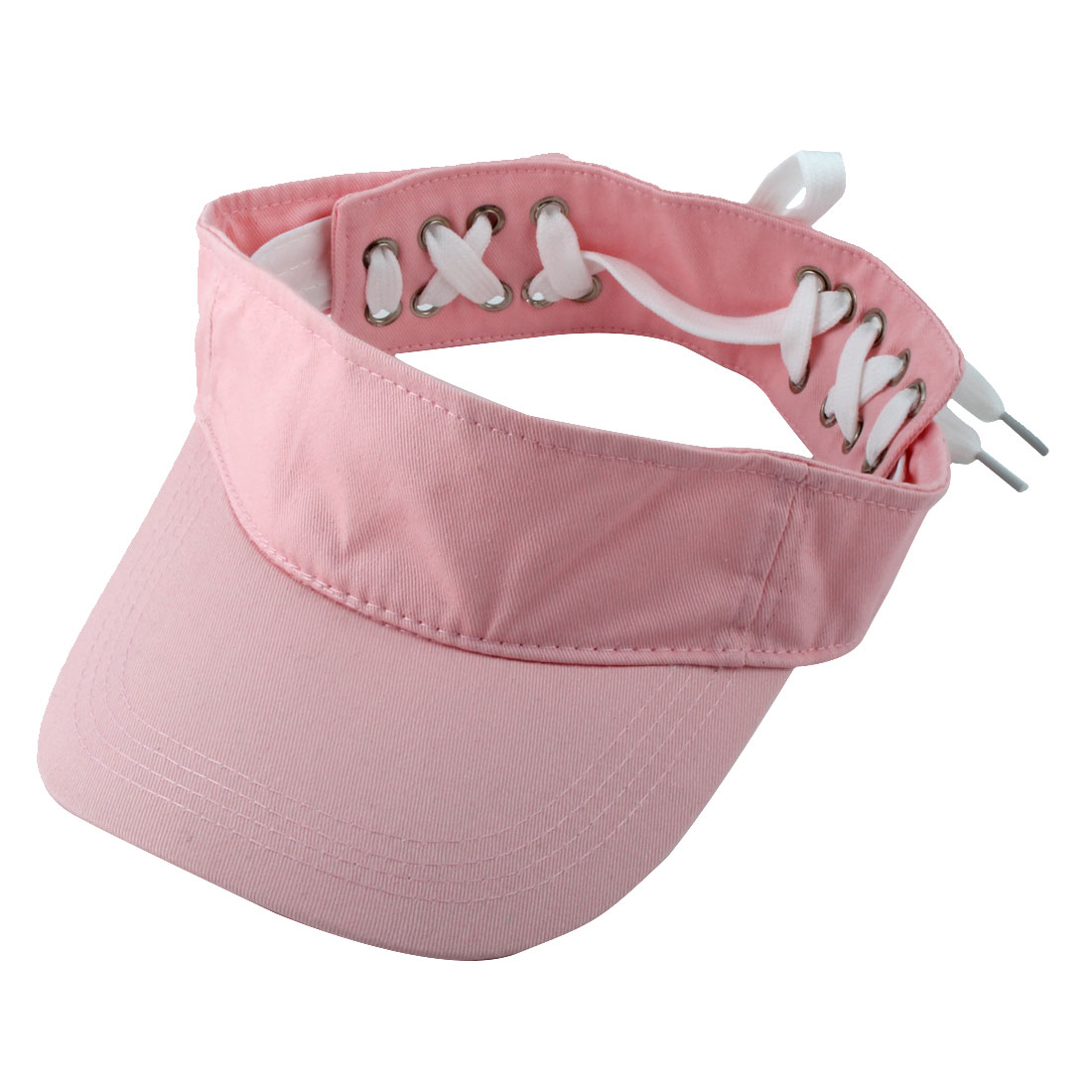Women Ladies Outdoor Summer Sports Baseball Tennis Casual Sun Hat Visor Cap Pink