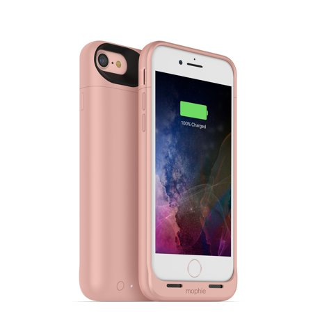 Mophie Juice Pack Air Battery Case for iPhone 7/8 2,525mAh, Rose