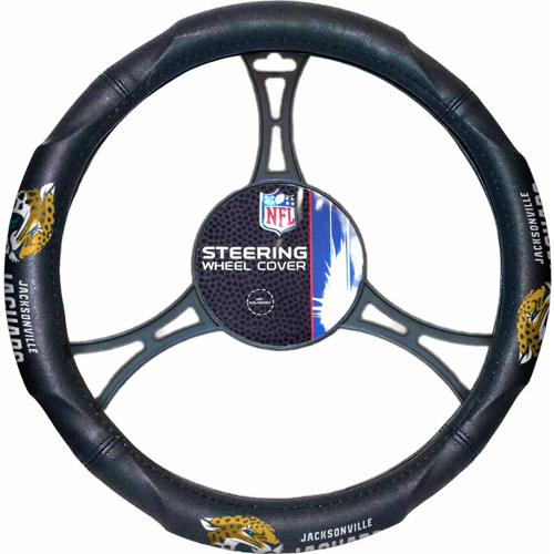 NFL Steering Wheel Cover, Jaguars