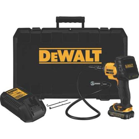 Dewalt 12 Volt Max 17Mm Inspection Camera With Wireless Screen Kit
