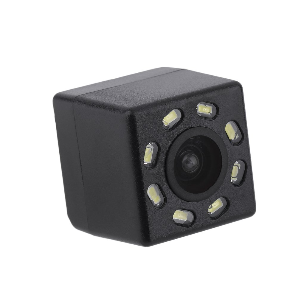 170 Degree Wide Angle HD 8 IR LEDs Waterproof IP68 Night Vision Car Vehicles