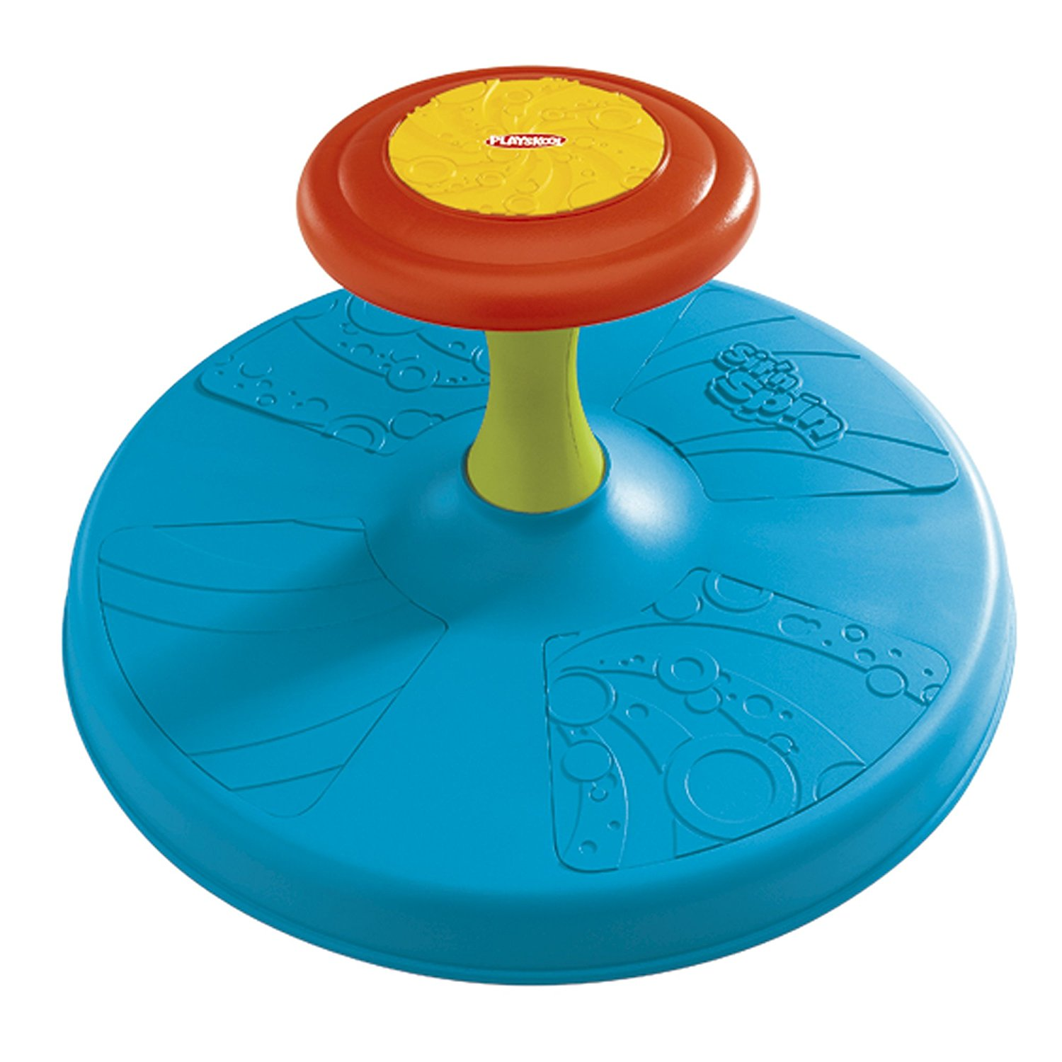 Play Favorites Sit 'n Spin Toy..., By Playskool Ship from US