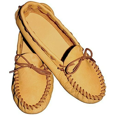 Realeather Crafts Leather Kit, 12/13-Size, Scout Moccasin