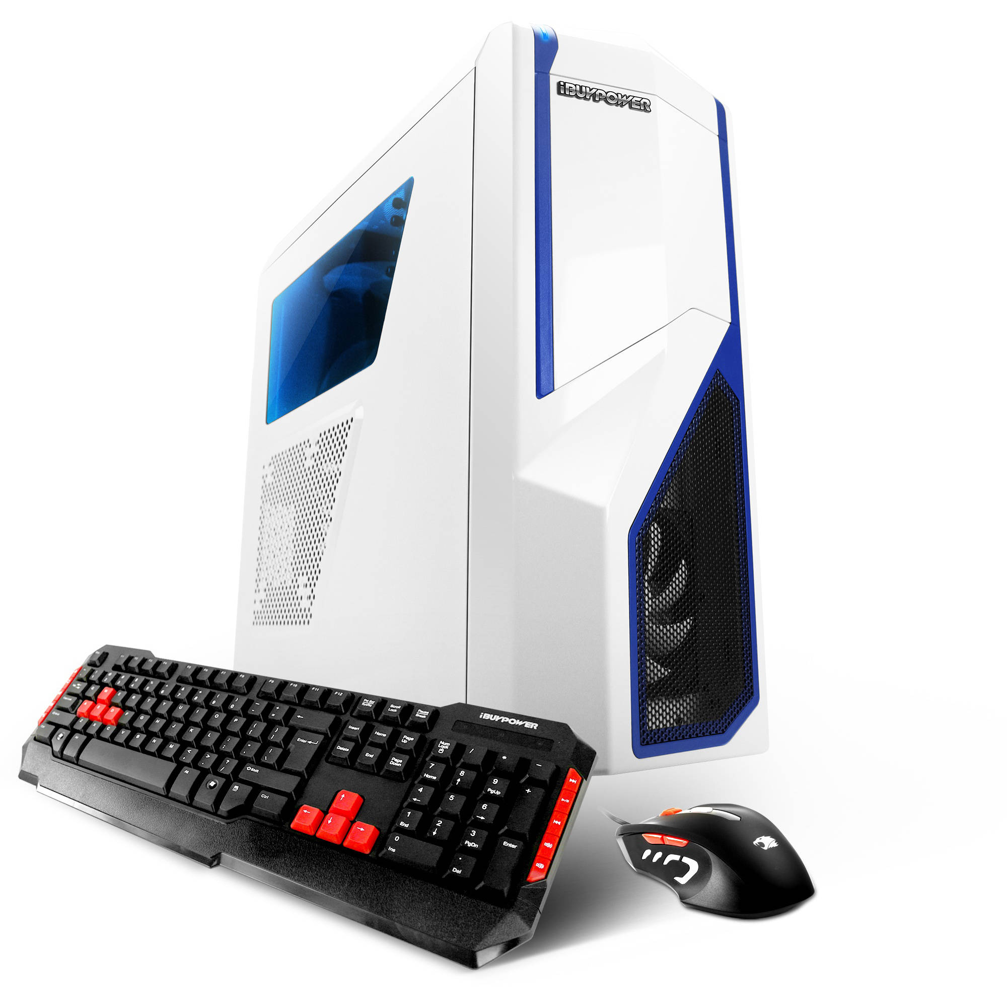 iBuyPower Gamer WA-W960 Desktop PC with Intel Core i7-6700K Processor, 16GB Memory, 1TB Hard Drive and Windows 10 Home (Monitor Not Included)