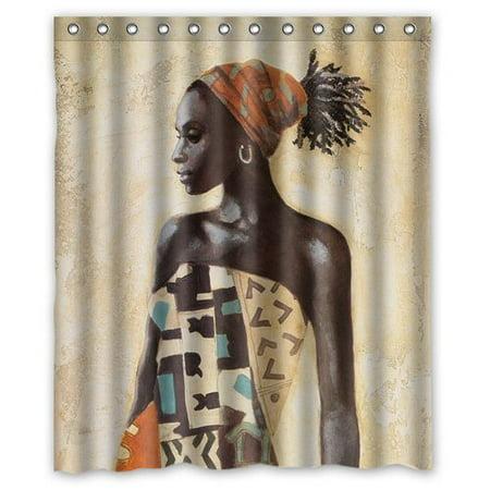 Greendecor Beautiful Woman African Beautiful Woman