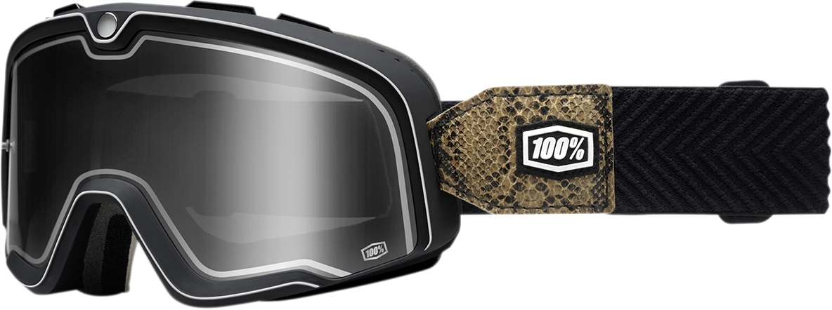 100  Barstow Goggles Snake River W  Smoke Lens 50002-125-02 - Walmart Com