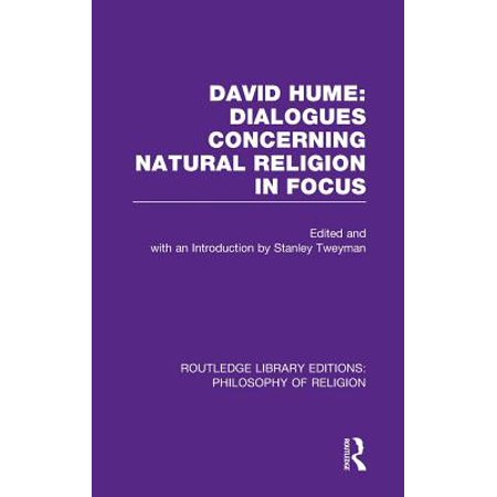 David Hume : Dialogues Concerning Natural Religion in Focus