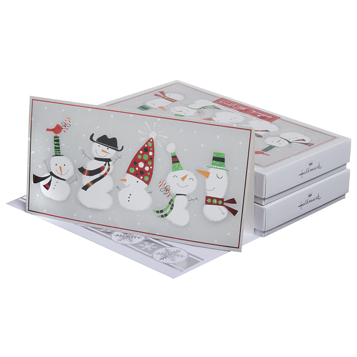 32 Pack Hallmark Humorous Greeting Christmas Cards With Envelopes ...