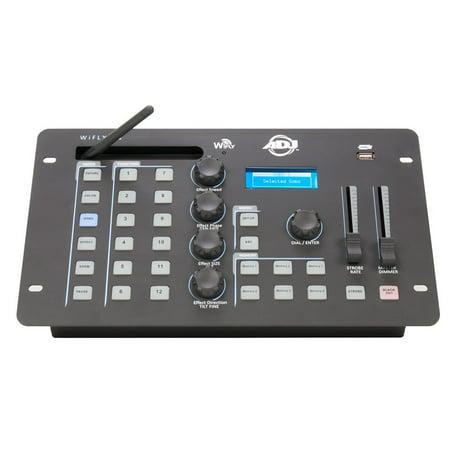 American DJ WiFLY NE1 Lighting Wireless DMX Light Controller Battery Powered - Factory Certified Refurbished