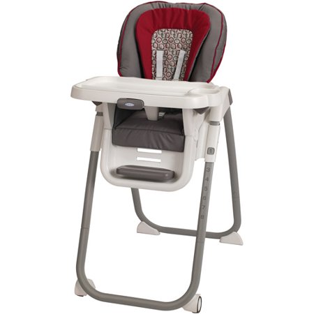 Graco TableFit High Chair, Finley Acorn Back High Chair