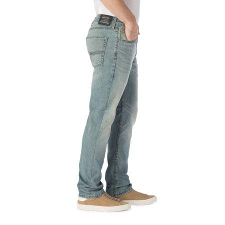 ecc596f1b2e Signature by Levi Strauss & Co. Men's Slim Straight Fit Jeans - Best ...
