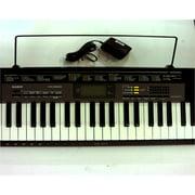 Refurbished Casio CTK-2500 Portable Keyboard - Black