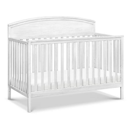 DaVinci Liam 4-in-1 Convertible Crib in Cottage (Baby Crib Da Vinci Furniture)