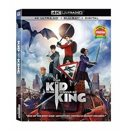 The Kid Who Would Be King (4K Ultra HD + Blu-ray + (Kit Blu Ray)