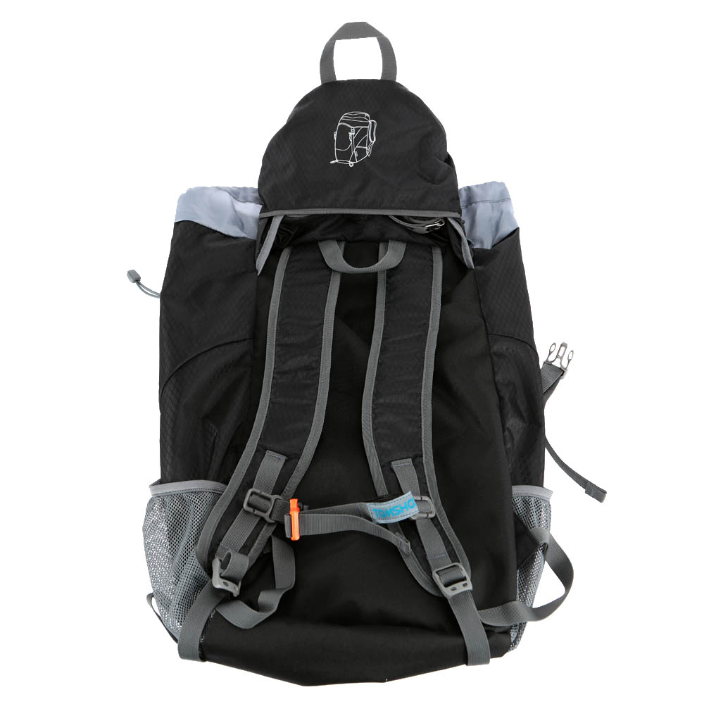 NEW 40L Ultra Lightweight Tear Water Resistant Foldable Travel Hiking Backpack