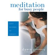 Meditation for Busy People - eBook